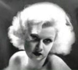 Amerykańskie aktorki - Jean Harlow