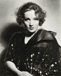 Marlena Dietrich - aktorki Dietrich