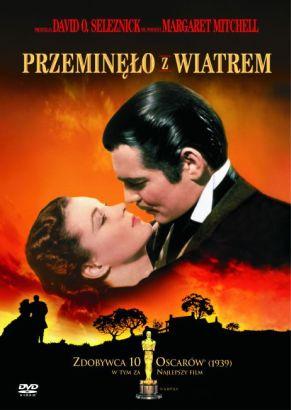 Ranking filmów o miłości - Przeminęło z wiatrem