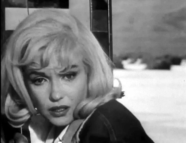 Skłóceni z zyciem - film z Marilyn Monroe