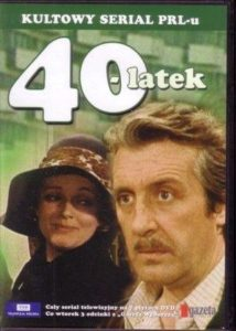 Ranking polskich komedii - Czterdziestolatek
