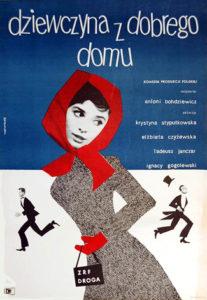 Polskie filmy komedie lat 60.
