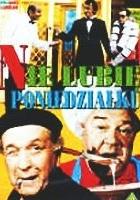 Polskie komedie lat 70 - Nie lubię poniedziałku