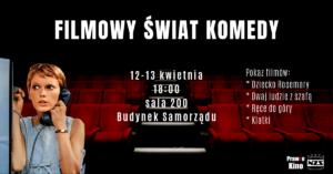 Oldcamera.pl patronem medialnym - Filmowy świat Komedy