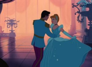 Bajki Disneya - Kopciuszek