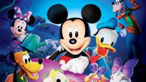 Disney bajki - Myszka Miki