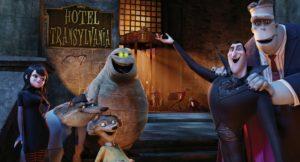 Fajne filmy o wampirach - Hotel Transylwania