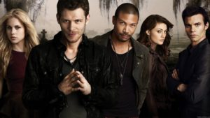 Seriale o wampirach Netflix - The Originals
