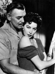 Top filmy Ava Gardner - Mogambo