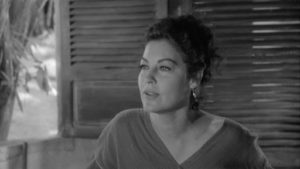 Ava Gardner filmy - Noc Iguany