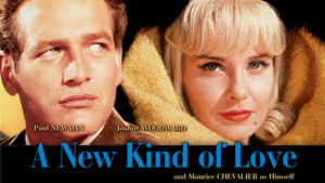 Newman i Woodward filmy Nowy rodzaj miłości