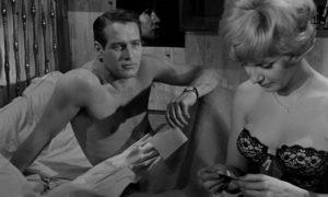 Paul Newman żona filmy - Paryski blues