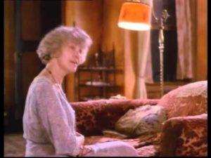 Joanne Woodward filmy Szklana menażeria