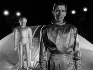 Film Dzień w którym zatrzymała się ziemia 1952 recenzja